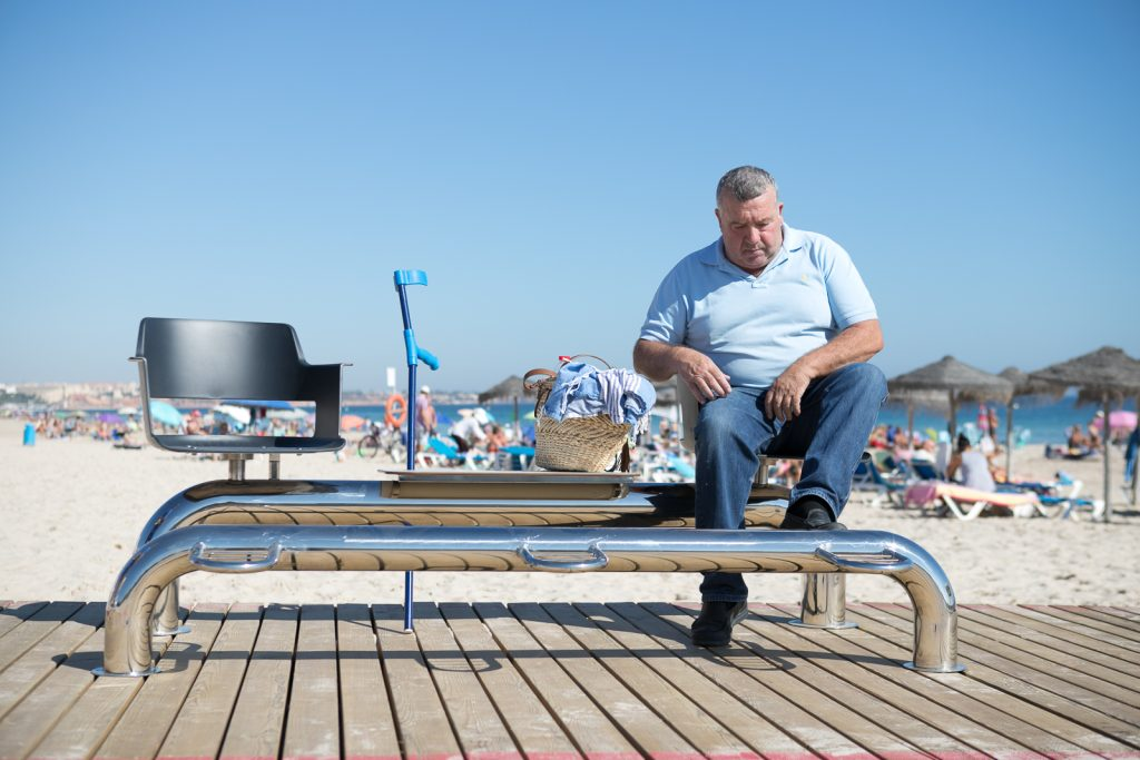 Tipos de mobiliario urbano para playas 7