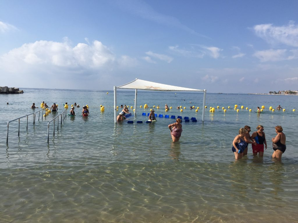 Equipamiento para playas: tipos y características 3