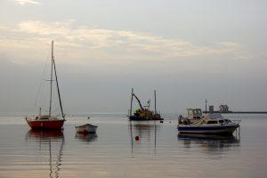 Reflotamiento de embarcaciones hundidas en el Mar Menor 5
