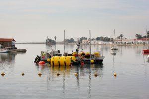 Reflotamiento de embarcaciones hundidas en el Mar Menor 3