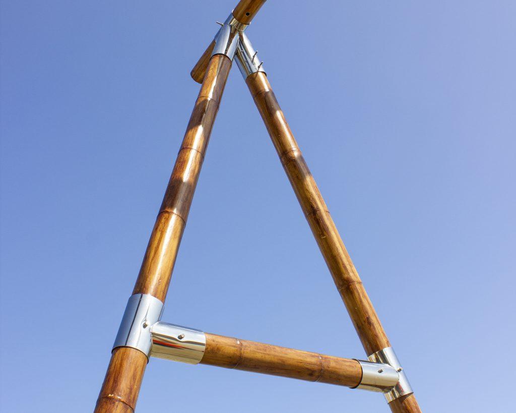 columpio bamboo
