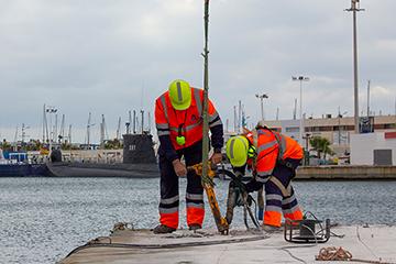 miniatura-construccion-de-puertos